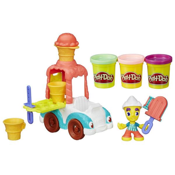 Play-Doh Грузовичок с мороженым Town Ice Cream Truck