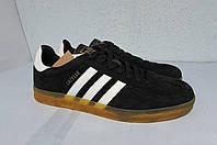 Мужские кроссовки Adidas футзал (1045-1) черный код 0501 А
