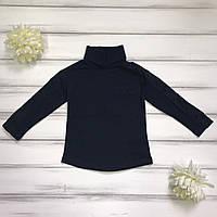 Детская одежда оптом Гольф с гипюром для девочек оптом р.2-9 лет