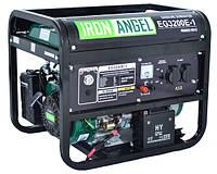 Генератор IRON ANGEL EG 3200 E-1 бензин