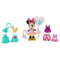 Disney Набор день рожденье Минни Маус Minnie Mouse Birthday Gala Minnie Doll