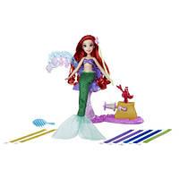 Disney Принцессы диснея Ариэль в королевском салоне лент Princess Ariel's Royal Ribbon Salon