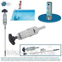 Ручной водный пылесос Rechargeable Handheld Vacuum Intex 28620, аккумуляторный, фото 2
