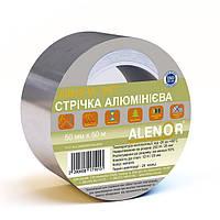 Лента самоклеящаяся алюминиевая Аленор AL+PET 100мм*50м