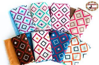 Стильный лёгкий шарф Барокко, фото 3