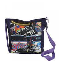 Сумка женская через плечо EPISODE Hippi фиолетовая, фото 1