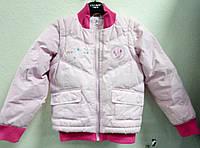 Демисезонная детская куртка-жилет Disney