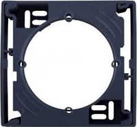 Коробка одиночная для наружного монтажа Sedna. Цвет Графит SDN6100170