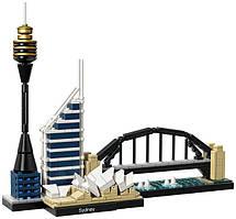 Lego Architecture Сидней Sydney 21032