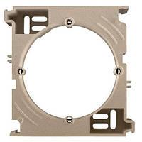 Коробка для наружного монтажа, универсальная наборная, Sedna Титан, SDN6100268
