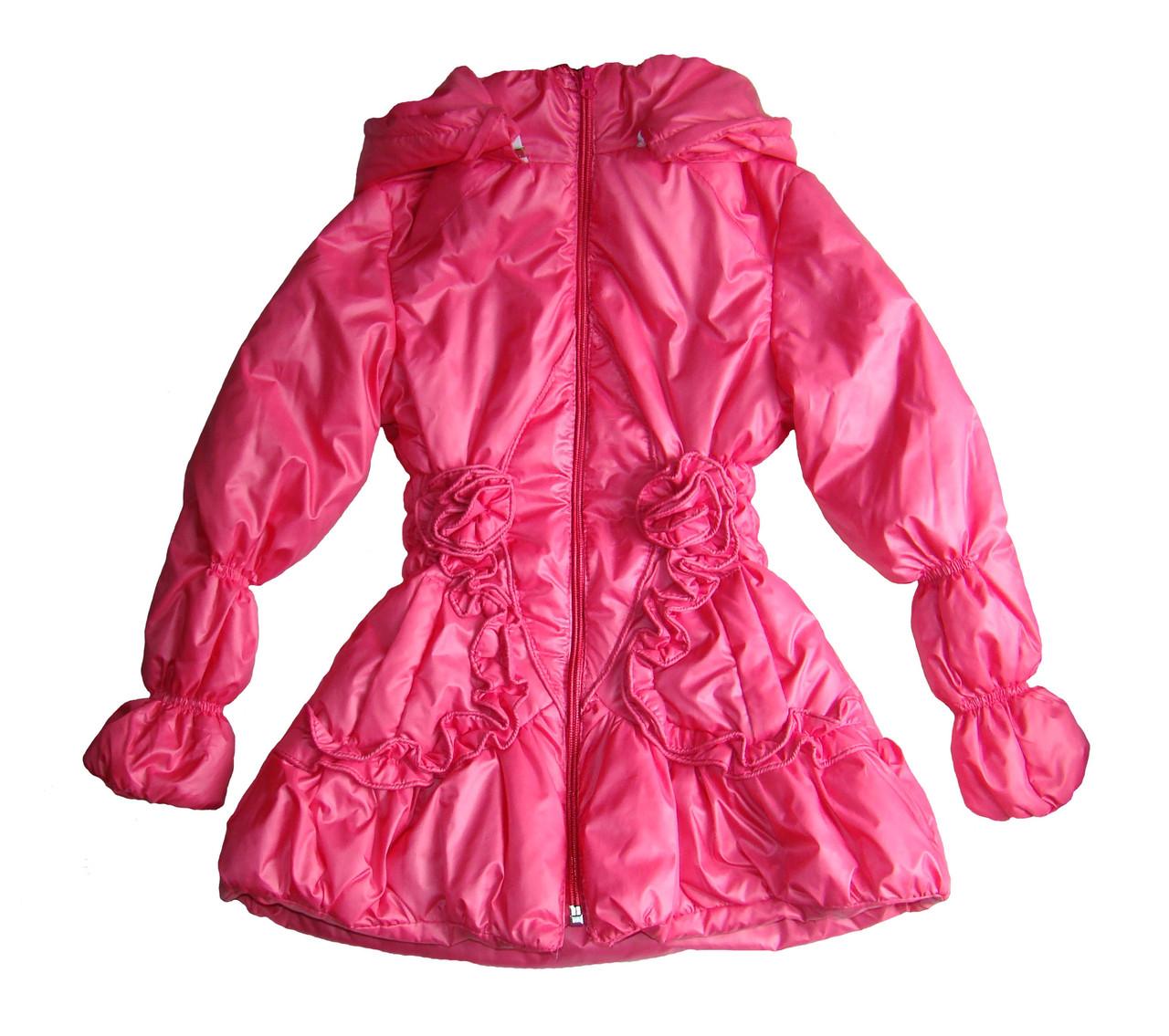 Куртка Розочка
