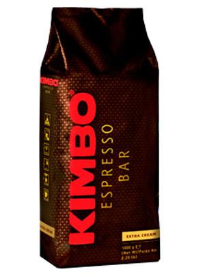 Кофе Kimbo Extra Cream в зернах 1 кг