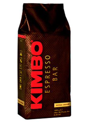 Кофе Кимбо Экстра Крем 1 кг