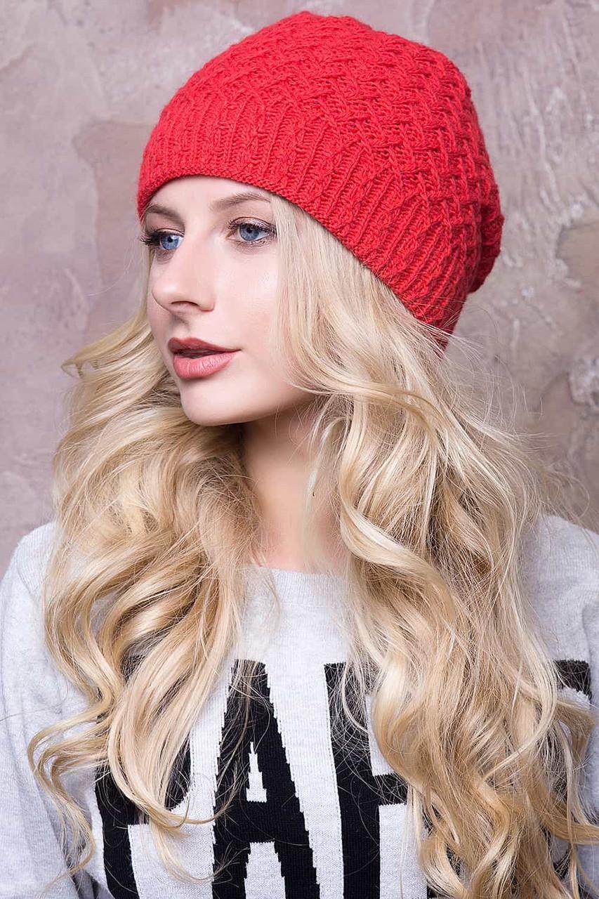 Женская шапка «Мила»