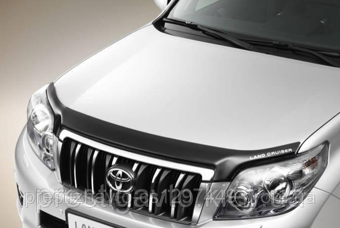 Дефлектор капота- мухобойка Toyota Land Cruiser 150