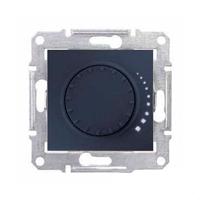 Диммер универсальный поворотно-нажимной серии Sedna Цвет Графит SDN2201170