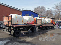 AGRO 5000 для перевозки воды