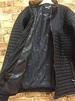 Мужская куртка черная