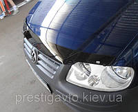 Дефлектор капота- мухобойка Volkswagen Caddy c 2010 года выпуска