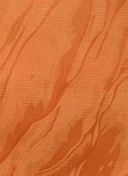 Жалюзи вертикальные. 150*200см. Сандра 726 Оранжевый делаем любой размер