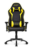 Кресло Akracing Octane K702B Black&yellow