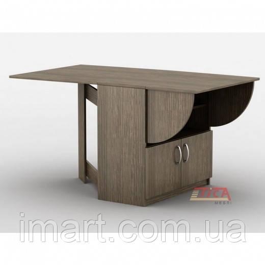 Купить Стол-книжка Париж меламин, Тиса мебель