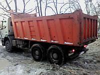 Самосвалы 30 тонн аренда Киев