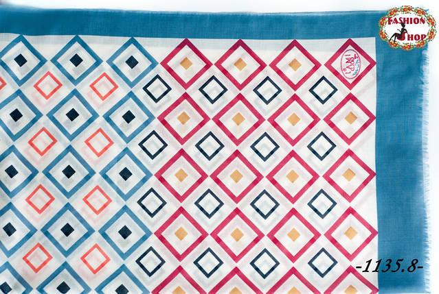 Стильный лёгкий шарф Барокко, фото 2