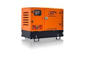 Дизель генератор RID 10/1 E-SERIES S  в капоте + зимний пакет + автозвпуск
