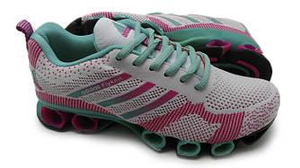 Кроссовки женские Adidas Bounce Flyknit