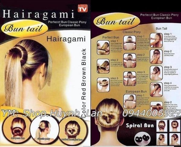 Заколка Хейрагами (Hairagami) 2 в 1