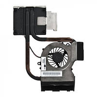 Вентилятор для ноутбука HP DV6-6000 и DV7-6000 (MF60120V1-C180-S9A) с термомодулем (641476-001), DC(5V, 0.4A),