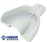 Miratray® Implant от Hager&Werken-  уникальные слепочные ложки с плёнкой при протезировании на имплантах.