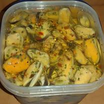 Мидии в специях и с лимоном ВЕДРО 1 кг, фото 2