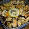 Мидии в специях и с лимоном ВЕДРО 1 кг