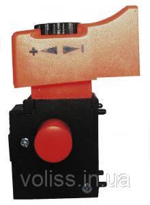 Кнопка для УШМ 125мм DWT c регулировкой оборотов  кн2