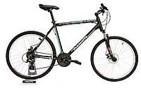 Велосипед Mascotte Celecte MD 26 черно-бирюзовый