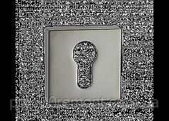 Накладка под цилиндр дверная МВМ E1