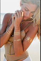 Переводные татуировки, фото 1