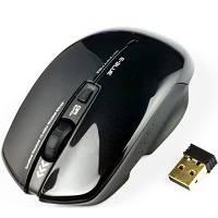 Компьютерная мышь E-BLUE EMS118BK беспроводная