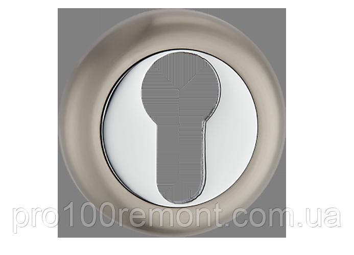 Накладка под цилиндр дверная МВМ E5
