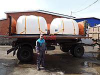 AGRO 5000 для перевозки КАС