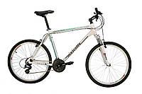 Велосипед Mascotte Celeste 26 бело-бирюзовый