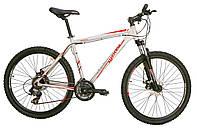 Велосипед Mascotte Celeste MD 26 бело-красный