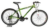 Велосипед Mascotte Liberti зеленый
