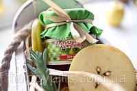 Яблочный конфитюр с розмарином (200 мл)