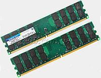 ДДР2 4Гб АМД оперативная память DDR2 4Gb AMD, PC2-6400 800Мгц, KVR800D2N6/4G
