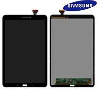 Дисплейный модуль (дисплей + сенсор) для Samsung Galaxy Tab E 9.6 T560 / T561, серый, оригинал