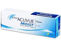 Контактные линзы 1 Day Acuvue Moist (30шт.)