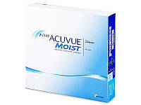 Контактные линзы 1 Day Acuvue Moist (90лінз)